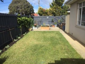 New Lawn for Simon and Natalle