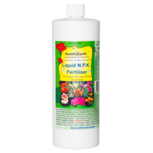 Balanced Fertilser with Seaweed for the Garden Enthusiast