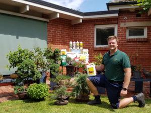 Bayley Goode - Owner of Goode Organics