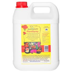 Organic Plant Fertiliser Foliar Spray Cleans and Protects