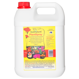Organic Plant Fertiliser Spray Cleans and Protects