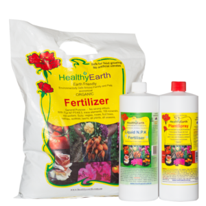 Goode Organics Fertiliser Beautiful Garden