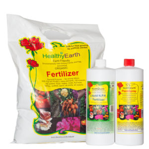 Goode Organics - Sanctuary Fertiliser Pack