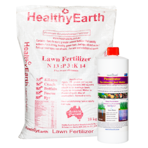 Goode Organics Lawn Rejuvenation Pack
