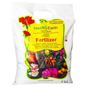 Organic Fertiliser Pet Safe Environmental No Artificial Nitrates
