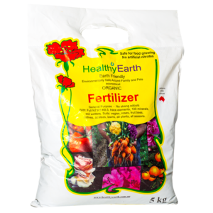 Organic Fertiliser Pet Safe Environmental No Artificial Nitrates